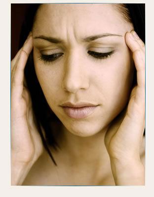 головная боль напряжения весь день