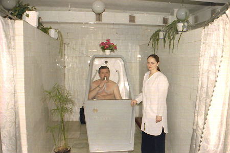Немедикаментозное лечение инсульта радоновые ванны