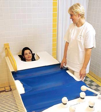 Немедикаментозное лечение инсульта углекислые ванны