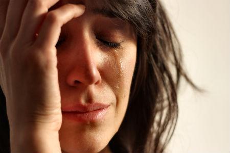 Панические атаки слезы