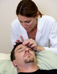 осмотр неврит лицевого нерва